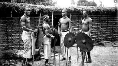 Photo of Lest you forget slave trade, Congo, other genocides