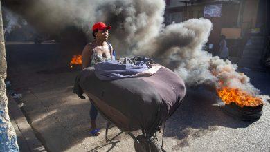 Photo of Haiti leader speaks of more power for diaspora amid strife