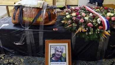 Photo of Hervé Gourdel: Man sentenced over French tourist's killing