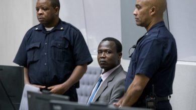 Photo of ICC convicts Ugandan rebel commander of war crimes